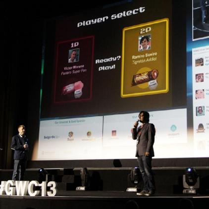 Gamification World Congress'13 | Cines Callao Madrid
